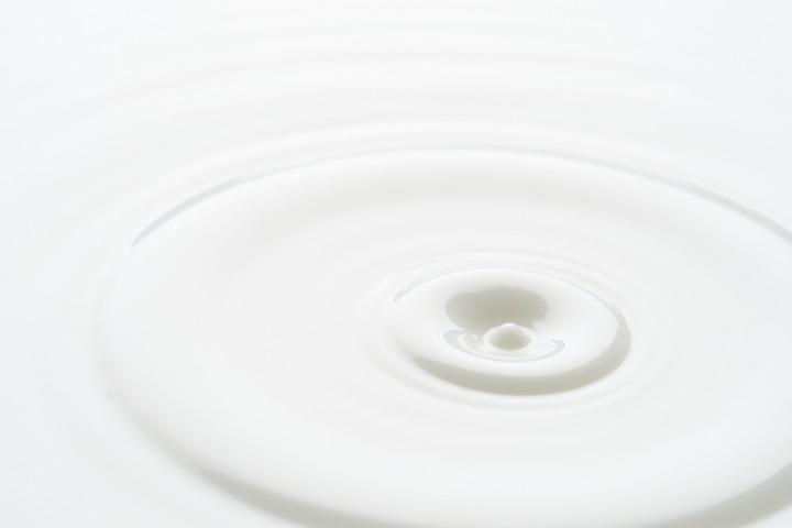 白いクリーム